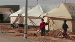Flight from Fight: Syrians Rebuild Lives in Jordan (VOA On Assignment Dec. 14)