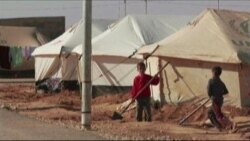 Flight from Fight: Syrians Rebuild Lives in Jordan (VOA On Assignment Dec. 14)