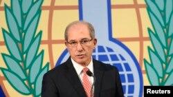 مدیرکل سازمان منع تسلیحات شیمیایی