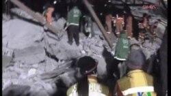 2011-11-10 粵語新聞: 土耳其5.7級地震 救援人員搜尋生還者