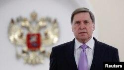 Rusiya prezidenti Vladimir Putinin müşaviri Yuri Uşakov