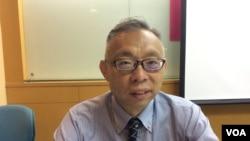 国立台湾师范大学教授范世平(美国之音记者申华 报道)