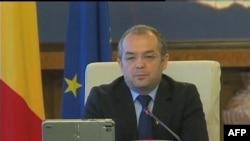 Bisedimet për qeverinë e re rumune