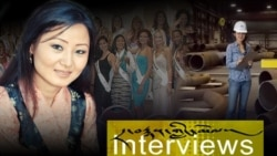 Tenzin Deki Chokteng, Metallurgical Engineer and Miss Tibet Participant