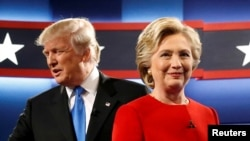 Saylov-2016: Prezidentlik uchun birinchi debat, Nyu-York shtati