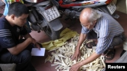 Tại khu vực Đông Nam Á, việc mua bán các sản phẩm từ động vật hoang dã hằng năm trị giá khoảng 8 tỷ tới 10 tỷ đô la