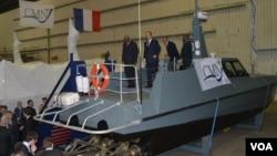 Compra de barcos à França é uma das operações carecendo de transparência