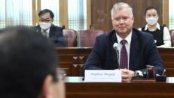 [주간 뉴스 포커스] 비건 부장관 방한...미 재무부 북한산 석탄 운송업체 제재