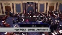 华盛顿本周焦点:涉俄调查、共和党税改计划