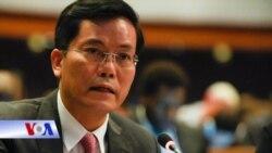 Đại sứ Việt Nam hoan nghênh lập trường của Mỹ trên Biển Đông
