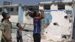 Gazans in Shelled School Sought Shelter
