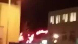 حمله به بانک کوثر در شهر زنجان