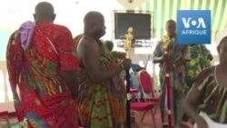 Le roi des Sanwi en appelle aux mânes pour combattre le coronavirus