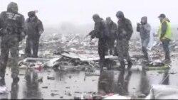 سقوط هواپیمای مسافربری در روسیه؛ ۶۲ نفر کشته شدند