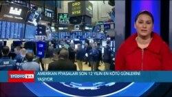 Wall Street'te Kayıplar Sürüyor