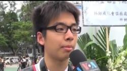 2013-06-04 美國之音視頻新聞: 香港六四24週年燭光晚會