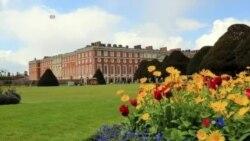 Hampton Court အဂၤလိပ္ဥယ်ာဥ္ႀကီး