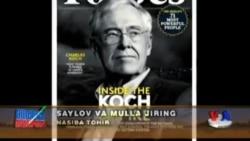 AQSh saylov tizimi haqida tanqidiy hujjatli film - Citizen Koch