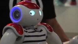 نمایشگاه بین المللی روباتیک فرانسه