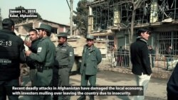 Taliban Attacks in Kabul Hurt Local Economy