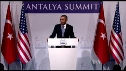 Obama Resists Pressure to Deploy Troops After Paris Attacks