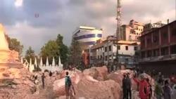 國際救援人員陸續抵達尼泊爾地震災區