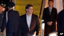 Марк Эспер прибыл в Австралию 3 августа для участия в переговорах