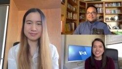 คุยข่าวกับ VOA Thai ในรูปแบบ work from home ประจำวันศุกร์ที่ 17 เมษายน 2563