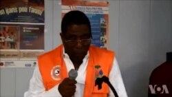 Ayiti-Politik: Premye Minis Enex Jean-Charles Deklare Objektif No.1, Gouvènmam an Se Oganize Eleksyon