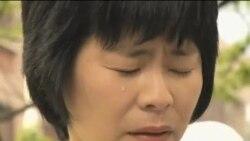 日本和平人士向韩国慰安妇道歉