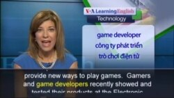 Anh ngữ đặc biệt: Mobile Gaming Industry (VOA)