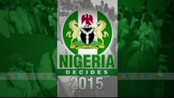 Nigeria Decides - 2015 Elections and Security Challenges