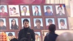 Đài Loan tưởng niệm nạn nhân trận động đất