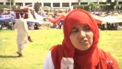 سه تظاهرکننده در پاکستان کشته شدند