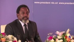 Conférence de presse de Joseph Kabila (vidéo)