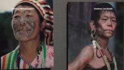 洛杉矶自然历史博物馆举办全球刺青展