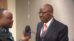 Former Zimbabwe Minister Tendai Biti Speaks to Studio 7's Blessing Zulu