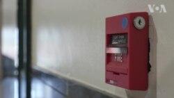 """Хто і як контролює виконання норм протипожежної безпеки у США: на прикладі """"Голосу Америки"""". Відео"""