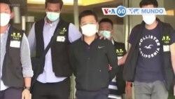 Manchetes mundo 17 Junho: Hong Kong - polícia invadiu o jornal pró-democracia Apple Daily e prendeu cinco executivos