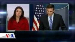 Ulusal Güvenlik Danışmanı Flynn İstifa Etti