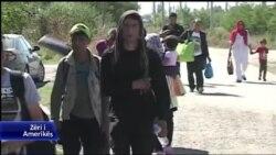 Refugjatët në Tabanovc