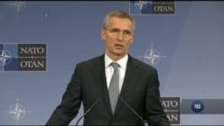 Підтримка НАТО для України залишатиметься непохитною - Столтенберґ. Відео