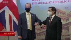 Việt Nam đề nghị Anh chuyển giao công nghệ vaccine COVID