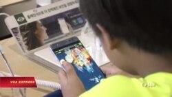 VN cấm điện thoại Samsung Galaxy Note 7 trên máy bay