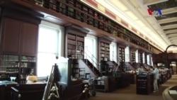Dünyanın En Zengin Kütüphanesi Washington'da