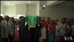 Les Ivoireins rendent hommage à Cheick Tioté (vidéo)