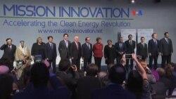 EE.UU se compromete reducir emisiones durante cumbre de cambio climático