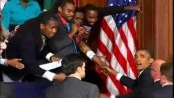 PR Obama: África não precisa de homens fortes