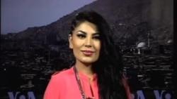 نشست با هنرمند موفق آریانا سعید