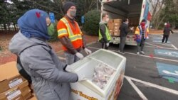 Masjid AS Salurkan Bantuan Pangan bagi Warga Terdampak Pandemi